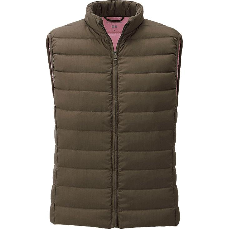 WOMEN IDLF ULTRA LIGHT DOWN COMPACT VEST