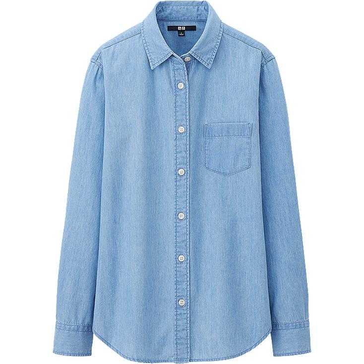Find great deals on eBay for womens long sleeve denim shirts. Shop with confidence.