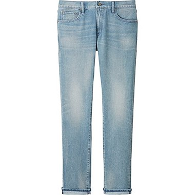 Jean Selvedge Stretch Skinny Fit HOMME