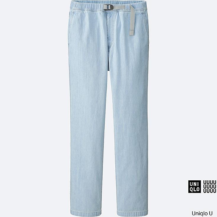 Pantalon Oversized en denim U HOMME