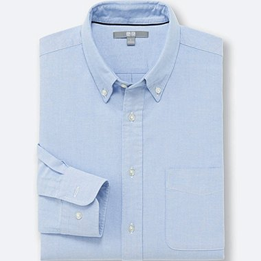 HERREN Oxford Hemd