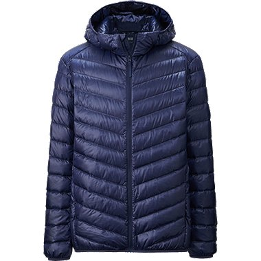 HERREN Ultra Light Down Parka