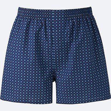 MEN Woven Printed Boxer Shorts
