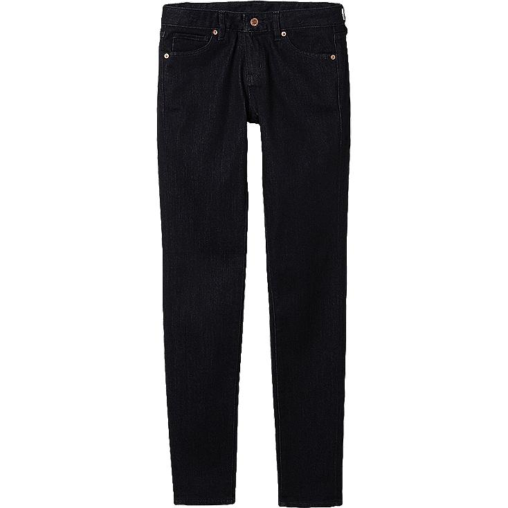 WOMEN SKINNY FIT TAPERED JEANS