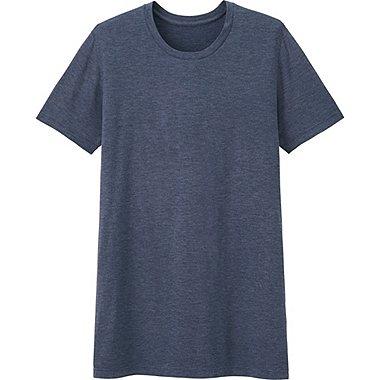 HEATTECH T-Shirt Col Rond Manches CourtesHOMME