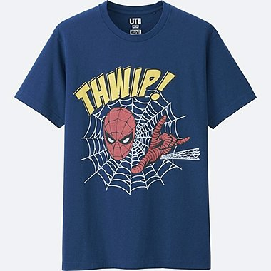 T-Shirt MARVEL Collection Manches Courtes HOMME