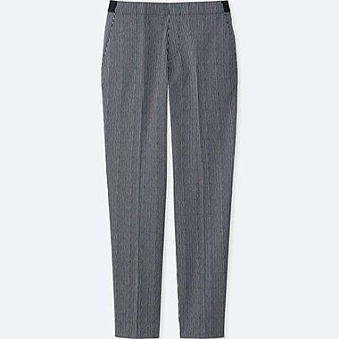 Pantalon Toucher Satin 7/8ème FEMME