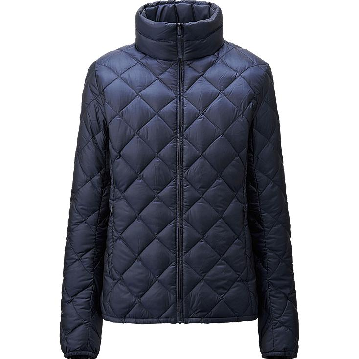 WOMEN ULTRA LIGHT DOWN QUILTED JACKET