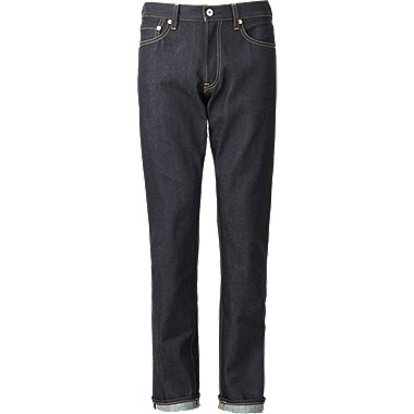 Jean Selvedge Regular Fit HOMME