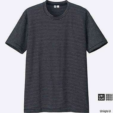 HERREN U SUPIMA Baumwolle T-Shirts