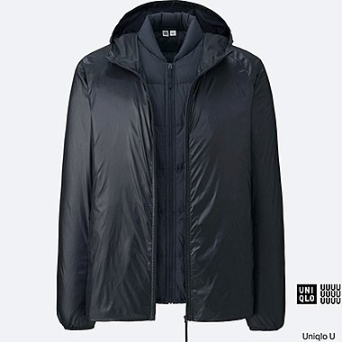 MEN Uniqlo U 2Way Down Vest