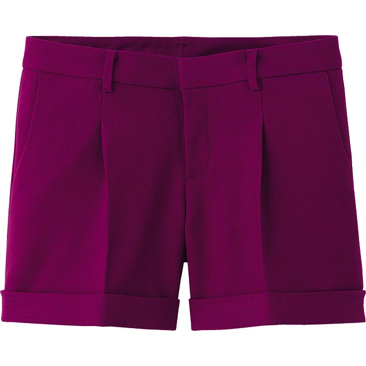 WOMEN COLOR SHORTS