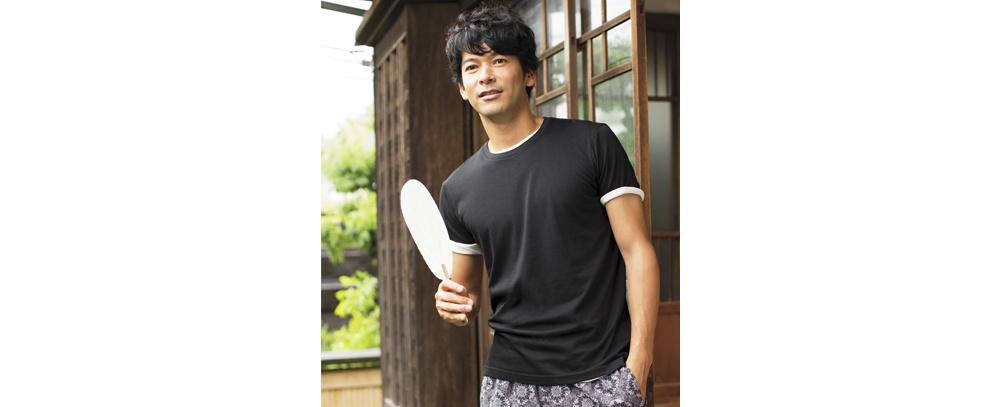 男裝 SUPIMA COTTON 圓領T恤(短袖)