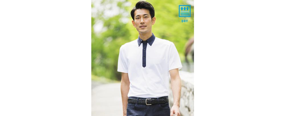 男裝 DRY EX POLO衫 (短袖)