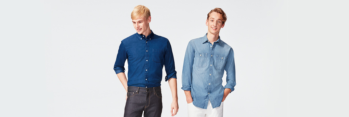 Denim & Chambray Shirts
