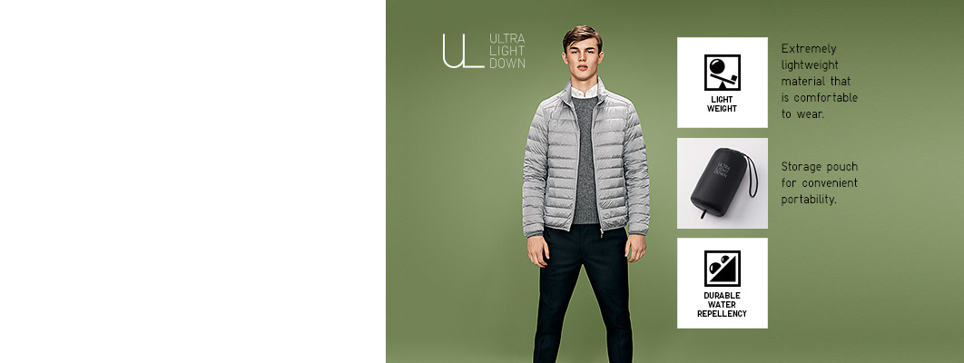 Men's Outerwear and Blazers Ultra Light Down | UNIQLO US