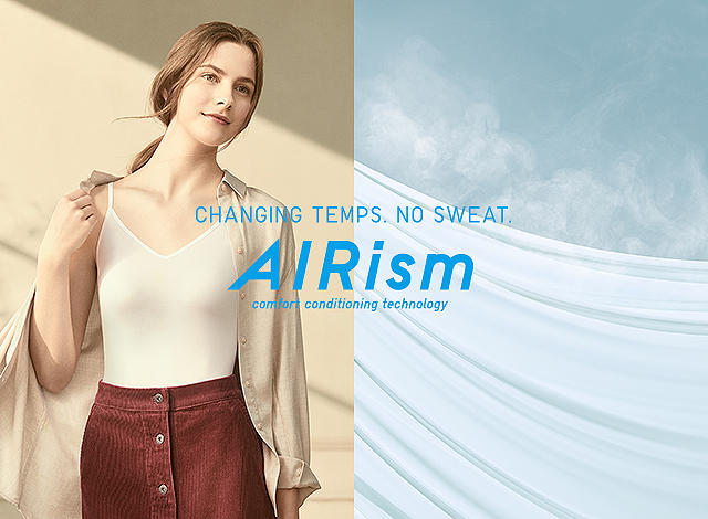 women's airism collection