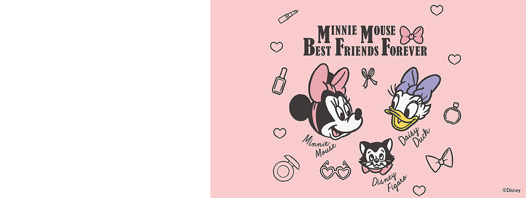 minnie mouse best friends forever