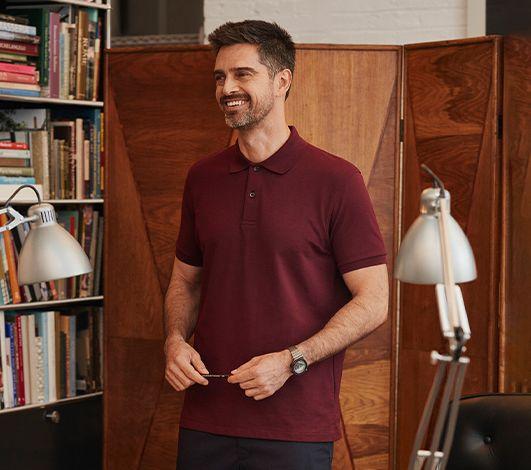 320a0447803 Home Men Polo Shirts