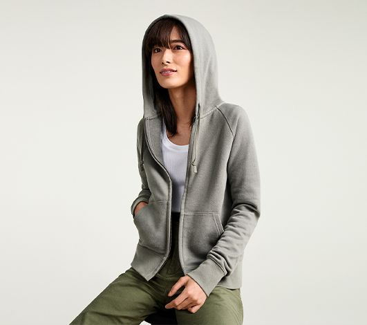 6b4a33b741bb72 Women's Sweatshirts and Sweatpants | UNIQLO US