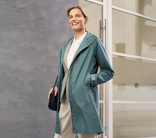 Women S Outerwear And Blazers Uniqlo Us