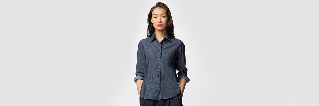 Women Denim Shirts