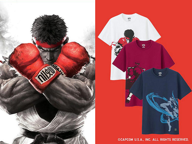 STREET FIGHTER COMES TO UT