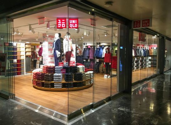 UNIQLO · Washington DC, Union Station