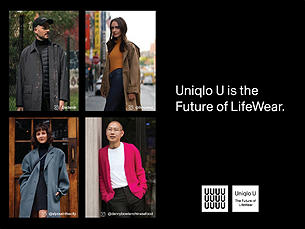 UNIQLO U: THE FUTURE OF LIFEWEAR