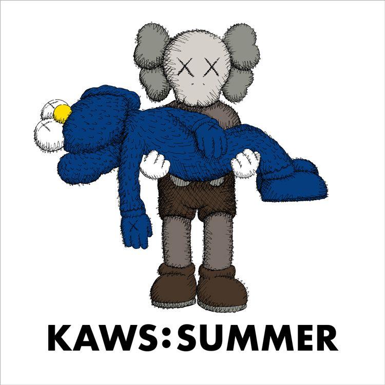 KAWS:_SUMMER UT Tile
