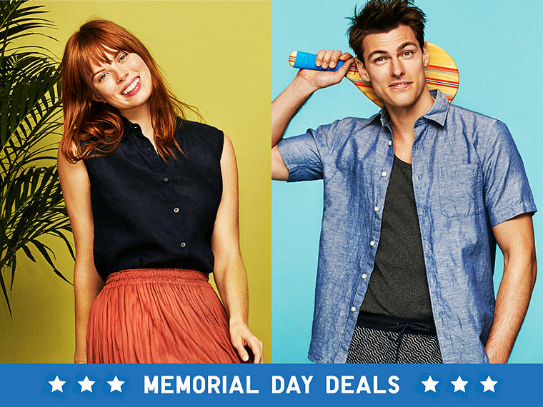 GET LIMITED-TIME DEALS ON LINEN