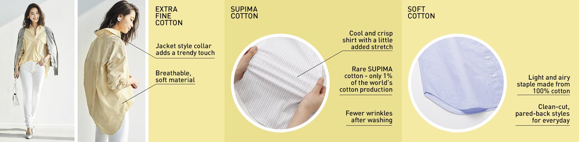 extra cotton