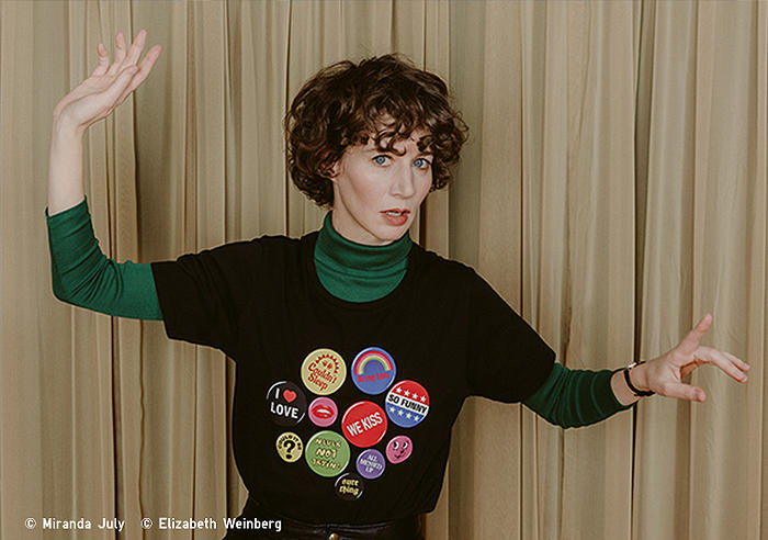 MIRANDA JULY: NOW AVAILABLE
