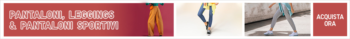 Pantaloni & Leggings