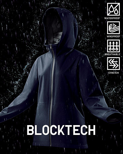 men's blocktech outerwear