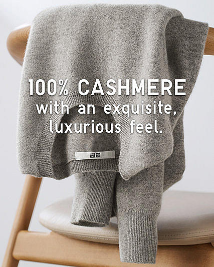 100% cashmere sweaters