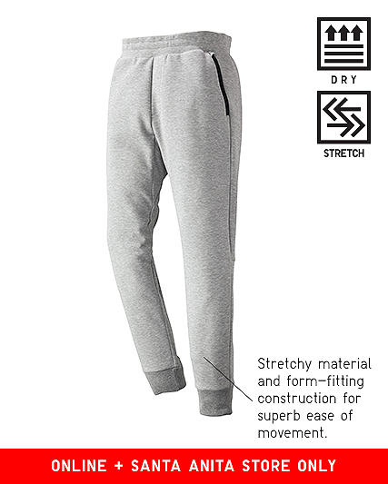 Men Dry Stretch Sweat