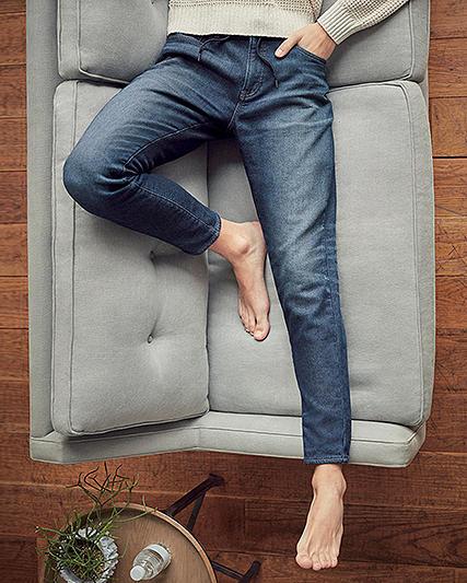 men's EZY jeans