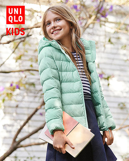 light warm padded outerwear