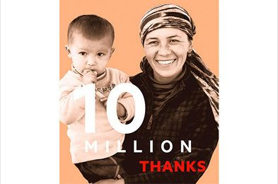 10 MILLION THANKS