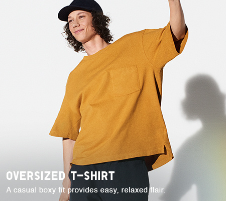 c72d7561 Men's T-Shirts : V Neck, Crew Neck, Long Sleeved & More | UNIQLO