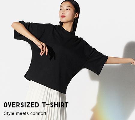 be64da73 Women's T-Shirts & Polo Shirts | UNIQLO