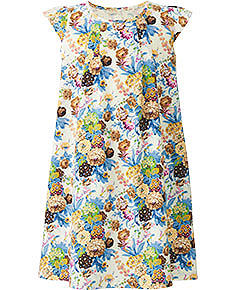GIRLS EPICE GRAPHIC DRESS