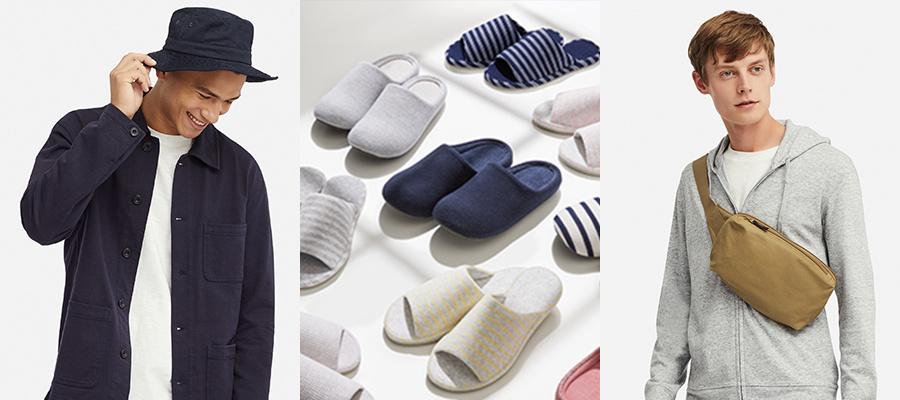 Accessoires   Chaussures Homme  UNIQLO FR dcbda871e19