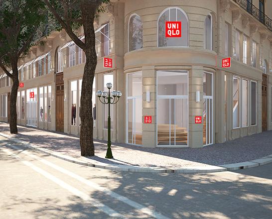 Votre magasin uniqlo marseille les terrasses du port uniqlo - Apple store marseille terrasse du port ...