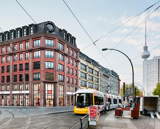 Uniqlo hackescher markt ihr store vor ort uniqlo for Wohndesign 2 fermob store in berlin