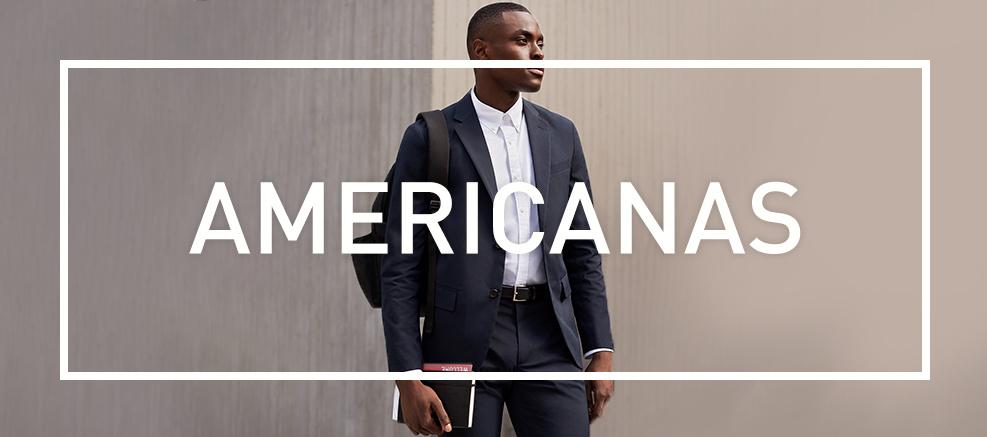 chaquetas y americanas
