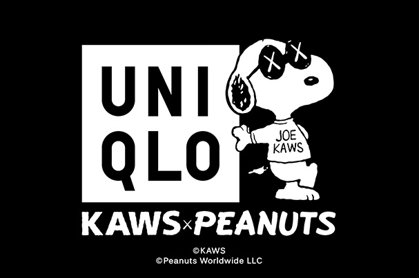 UT ✖ KAWS ✖ PEANUTS available this November