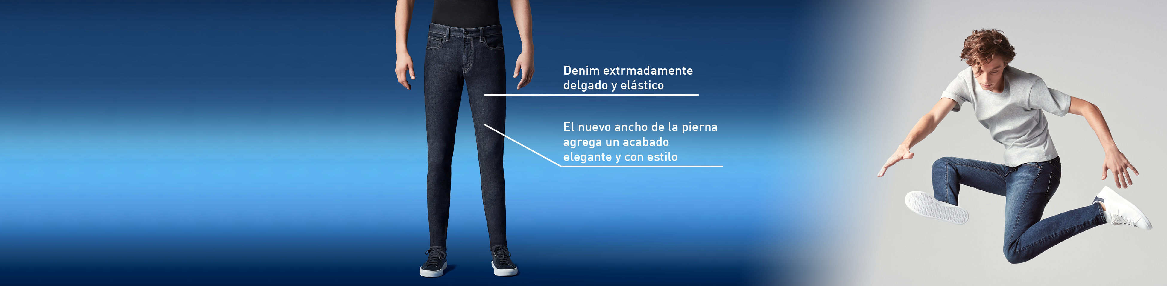 ultra stretch skinny fit