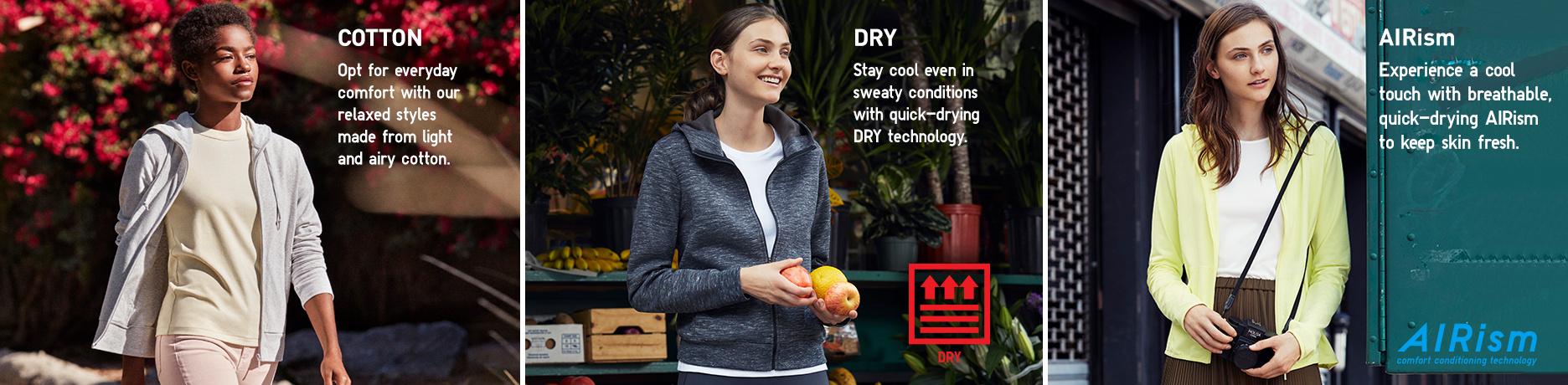 Sweatshirts-, Hoodies-, Techbanner